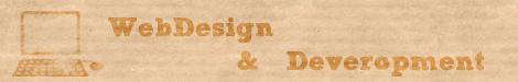 ホームページデザインとサイト構築